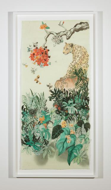 Melissa Miller, 'Jaguar', 2017, Talley Dunn Gallery