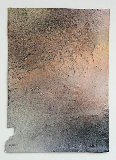 , 'Untitled (Burnt #6) ,' 2016, Marie Salomé Peyronnel