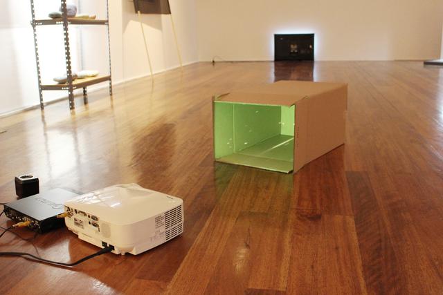 , 'Fuegos Artificiales,' 2013, 80M2 Livia Benavides