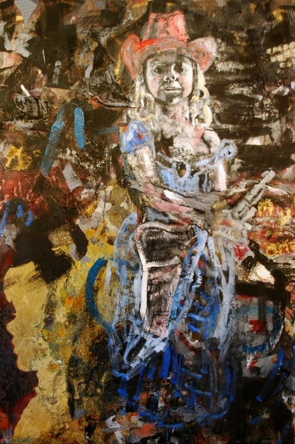 , 'Cowgirl Cinderella,' 2011, Ro2 Art