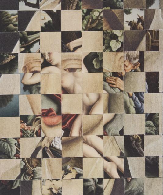 , 'Van der Weyden / Benton,' 2014, Carter Burden Gallery