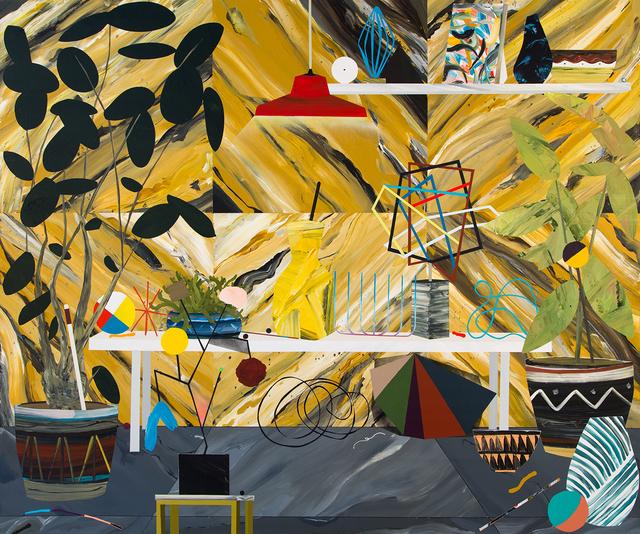 , 'World Atlas,' 2015, ALICE Gallery