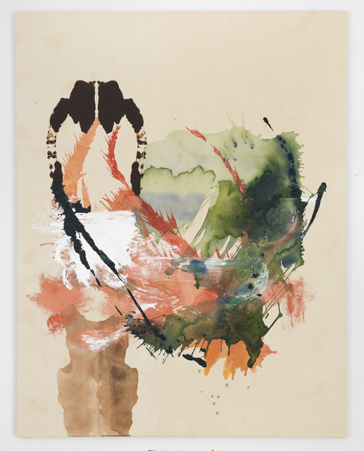 , 'Double Wrangle,' 2017, Pilar Corrias Gallery