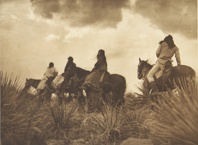 , 'The Storm Apache,' 1907-1930, Empty Gallery