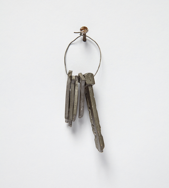 Claire Fontaine, '371 Grand, (The keys open the Reena Spaulings gallery)', 2006, Phillips