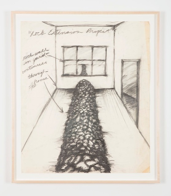, 'Untitled (Rock Extension Project),' 1980, Perrotin