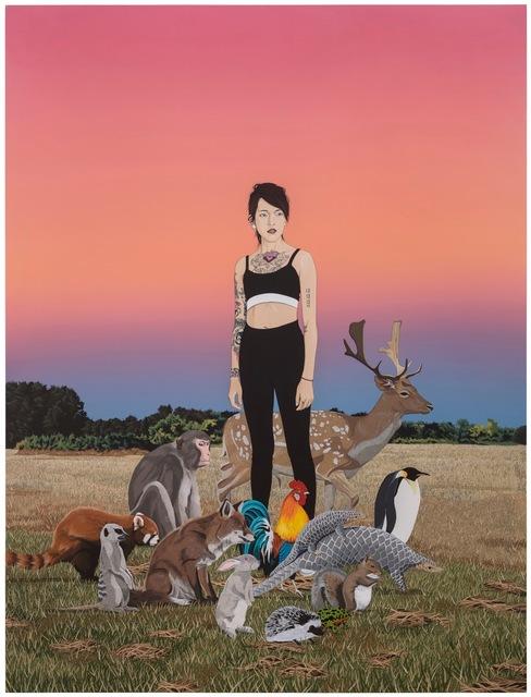 Chen Fei, 'Natural History / 博物學', 2016, Perrotin