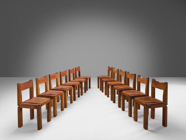 , 'Set of Twelve Chairs S11,' ca. 1966, MORENTZ