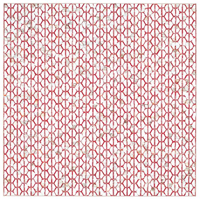 , 'Honeycomb,' 2013, River