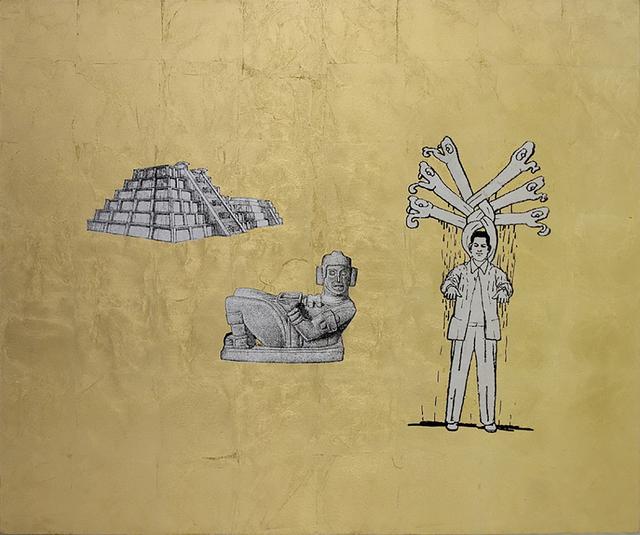 , 'Escenario VII,' 2010, Galería Nudo