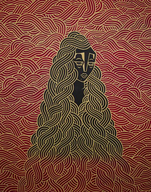 , 'Jurema Preta Visita Satanas,' 2015, Jonathan LeVine Projects