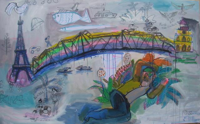 , 'Long Bien Dream,' 2013, Art Vietnam Gallery