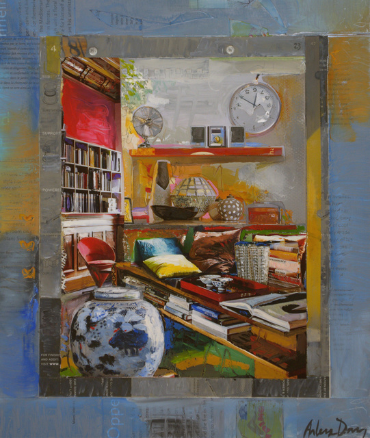 , 'Timeless Clock,' 2016, ArtSpace / Virginia Miller Galleries