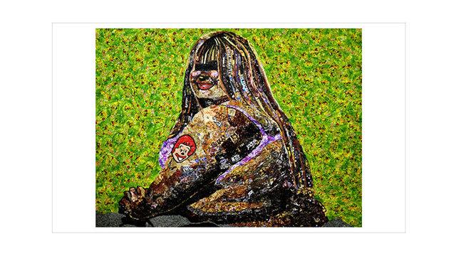 , 'Se Ponchan Llantas Gratis,' 2013, Disruptive Canvas