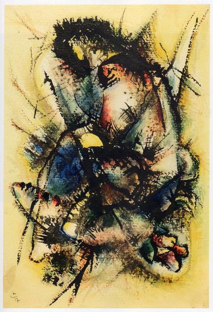 , 'Sans titre,' 1917, Galleria Tega