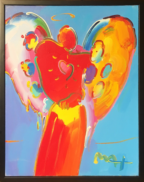, 'Angel with Heart,' , Baterbys Art Gallery