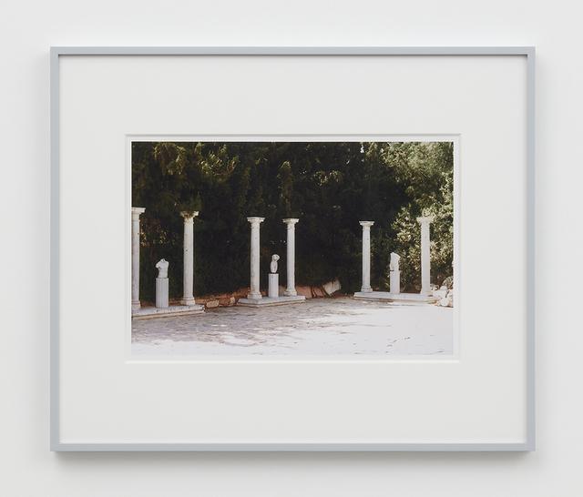 , 'Villa Iolas (Lucio Fontana),' , David Kordansky Gallery