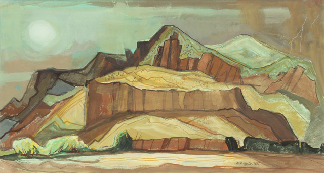 , 'Spring Storm ,' 1980, Addison Rowe Gallery