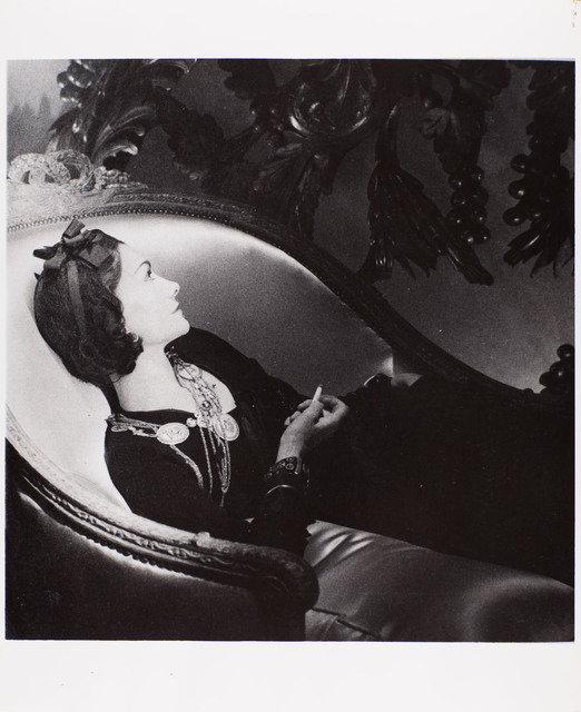 Horst P. Horst, 'Coco Chanel, Paris', 1937, Bernheimer Fine Art