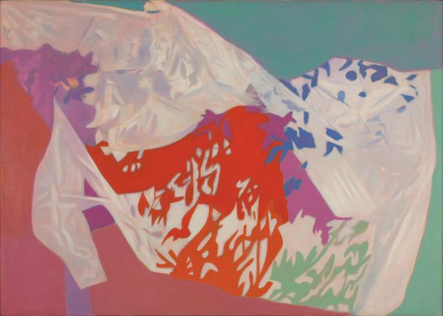 Ralph Wickiser, 'Blueberry Net,' 1987, Walter Wickiser Gallery