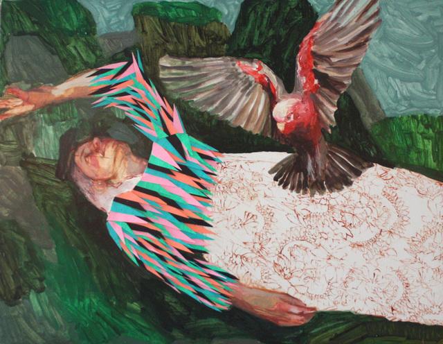, 'Transito, rio sagrado,' ca. 2015, Anquins Galeria