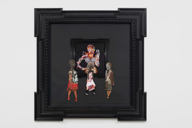 , 'Through the Looking-Glass,' 2017, De Buck Gallery