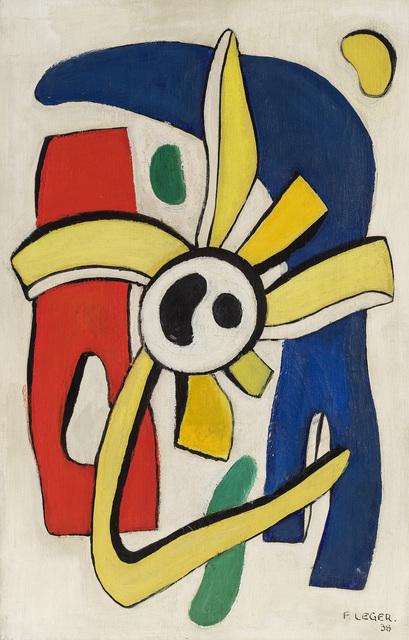 , 'La Fleur,' 1938, Electrum Art Gallery