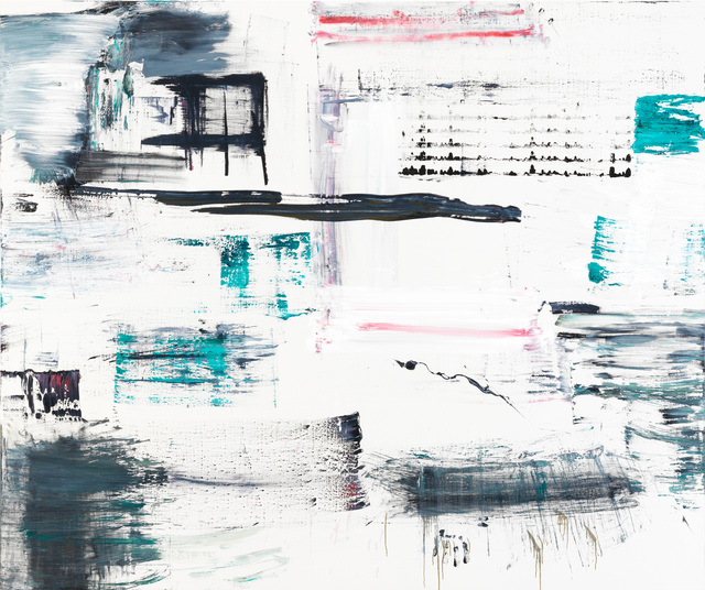 Louise Fishman, 'Zero', 2016, Locks Gallery