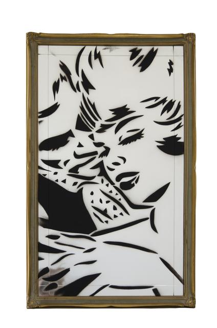 , 'Lovers (mirror),' , MUCA