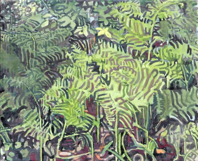 , 'Small Ferns,' 1975, Sylvester Fine Art