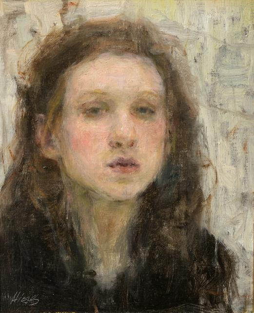 , 'Winter Woman,' , Gallery 1261