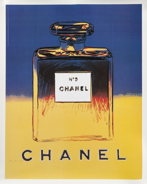 Andy Warhol, 'Chanel', 1997, Julien's Auctions