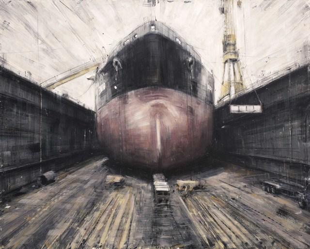 """Valerio D'Ospina, '""""Cargo Ship""""', 2017, The Haen Gallery"""