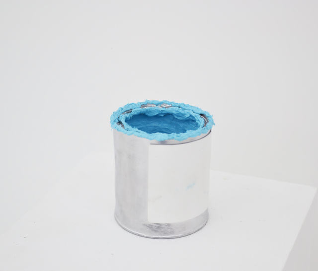 , 'Quart Paint Can (Blue),' 2016, Wil Aballe Art Projects | WAAP