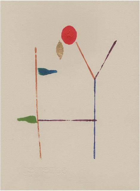Georgie Hopton, 'June Bug', 2015, Lyndsey Ingram