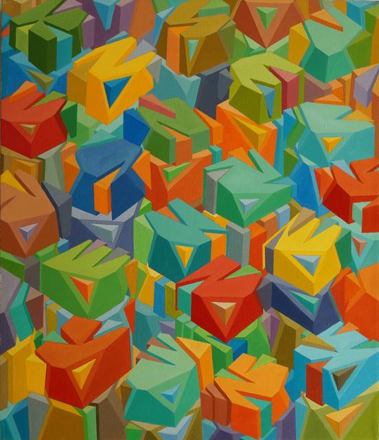 , 'Deviation 1,' 2014, Insa Gallery
