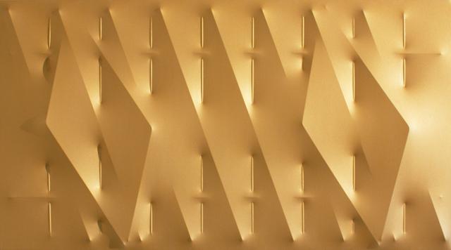 , 'Oro,' 2010, Partners & Mucciaccia