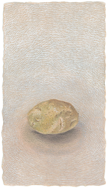 , 'One Potato,' 2019, Gallery Victor Armendariz