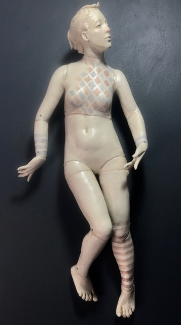 Deborah Bridges, 'Mabel Stark', 2019, Seager Gray Gallery