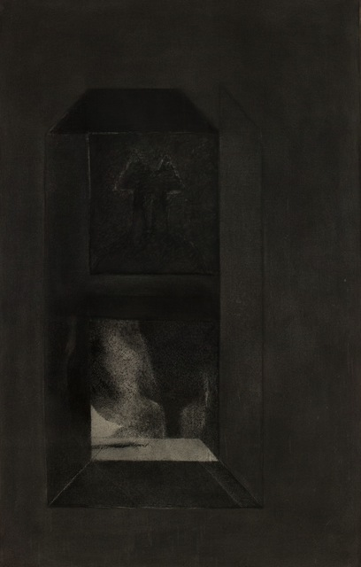 Zahoor ul Akhlaq, 'Untitled', 1993, Painting, Acrylic on canvas, Jhaveri Contemporary