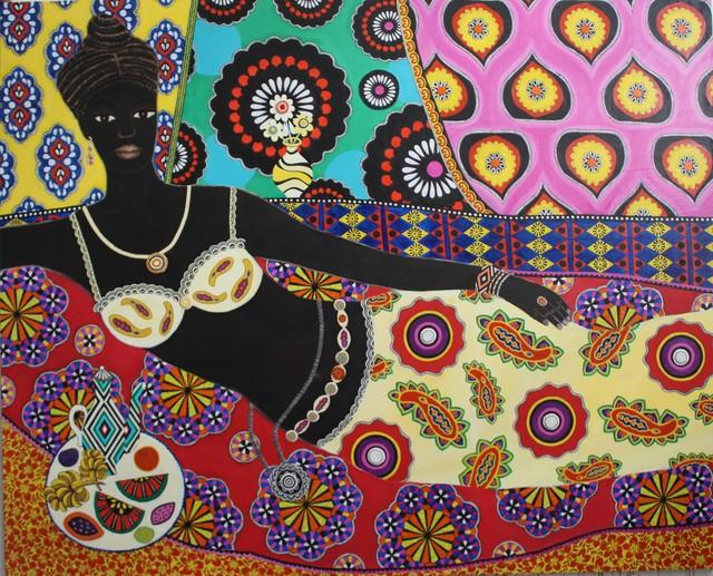 , 'Fambaye,' 2018, Rebecca Hossack Art Gallery