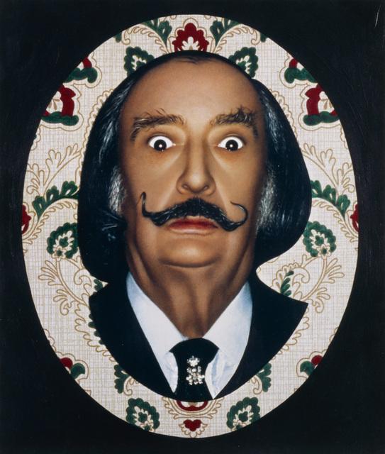 , 'Salvador Dalì,' 1978, Galerie Andrea Caratsch