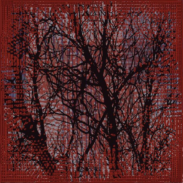 , 'Square #5,' 2013, Puerta Roja