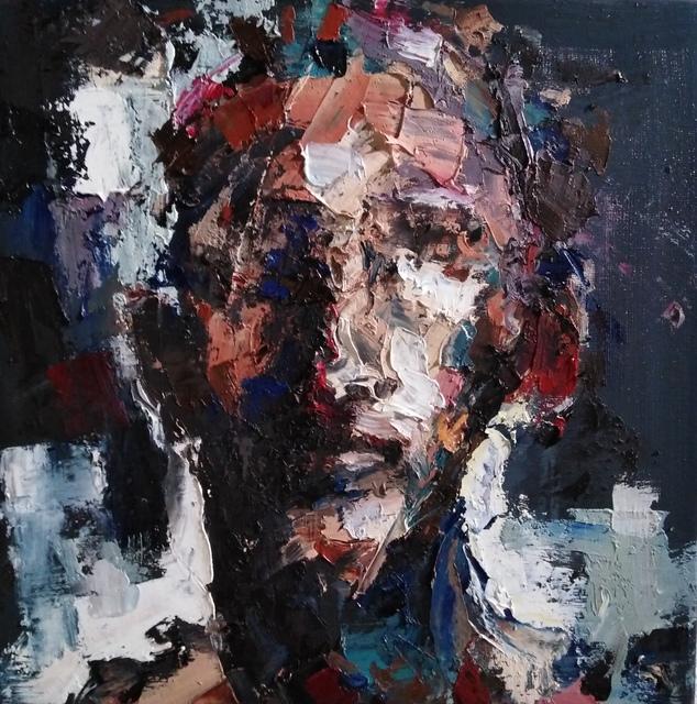 Vavatsis Nikos, 'untitled41', 2020, Painting, Oil on canvas, nord.