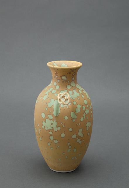 , 'Dogwood vase, green stardust glaze,' , Pucker Gallery