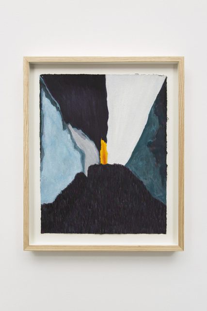 , 'Untitled (Flame III),' 2015, GRIMM