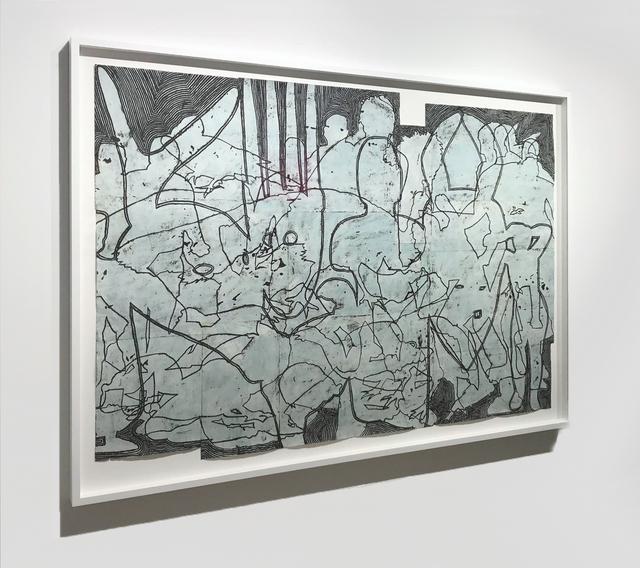 Bo Joseph, 'Cauda Pavonis', 2019, Sears-Peyton Gallery