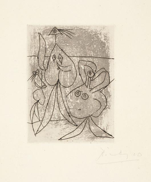 Pablo Picasso, 'Trois figures sur la plage I, from Jakovski', 1932, Christie's