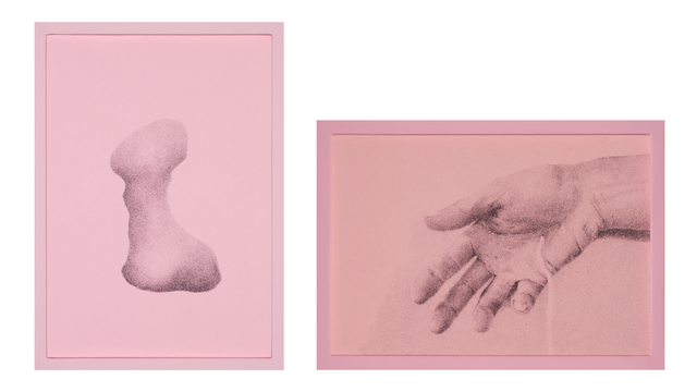 , 'Pink Matter - Beziehungen,' 2015, Galerie Thomas Schulte