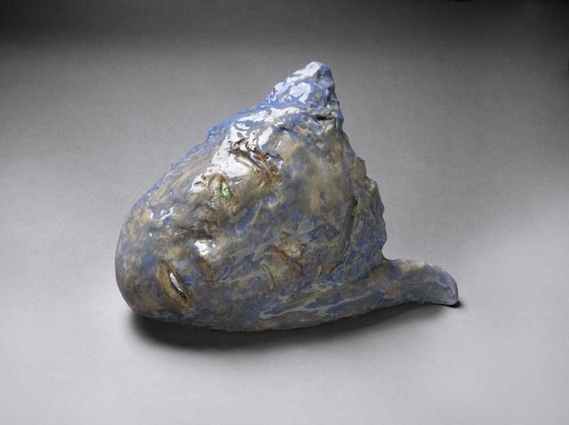 , 'Kitsune Blue,' 2011, KEWENIG